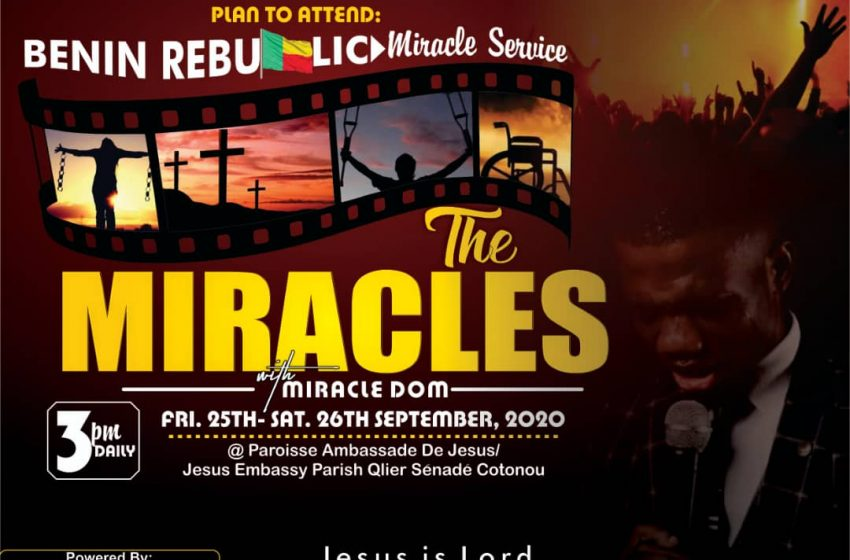 The Miracles – Miracle Dom