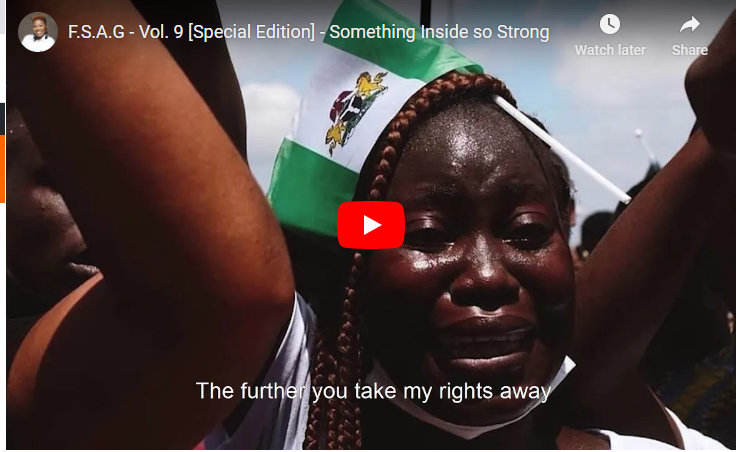 Video: Something Inside So Strong – FSAG VOL. 9 – Special Edition