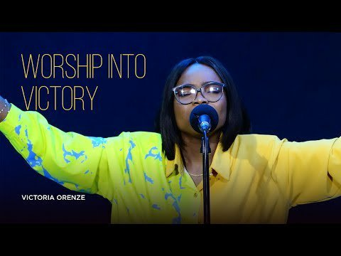DOWNLOAD Music: Victoria Orenze – Worship Into Victory
